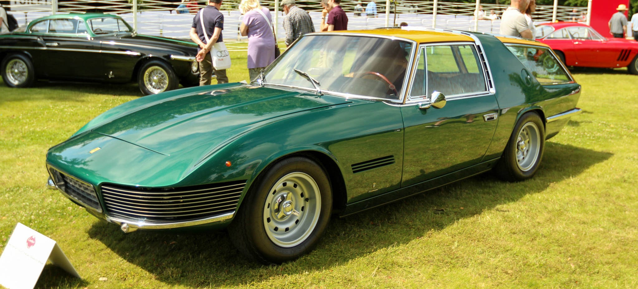 jay kay is selling his weird green ferrari because his garage is so full rh jalopnik com jay kay car collection youtube