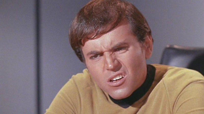 "Image: Star Trek ""The Trouble With Tribbles,"" CBS"