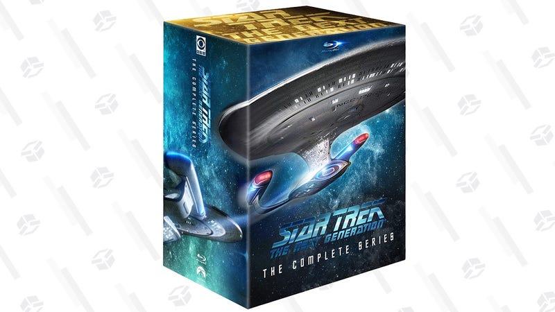 Star Trek: The Next Generation - The Complete Series | $92 | Amazon