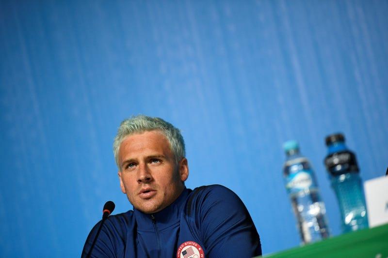 Ryan Lochte MARTIN BUREAU/AFP/Getty Images