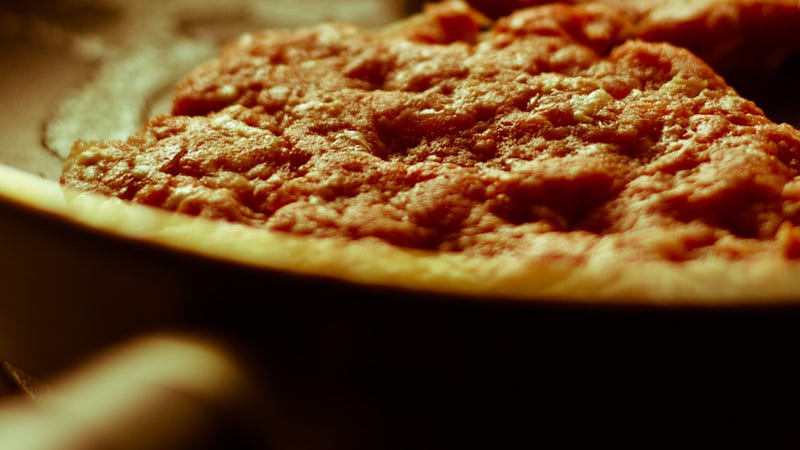 Illustration for article titled Reheat Your Pizza On the Stove Top For Fast Pizza With a Crispy Crust