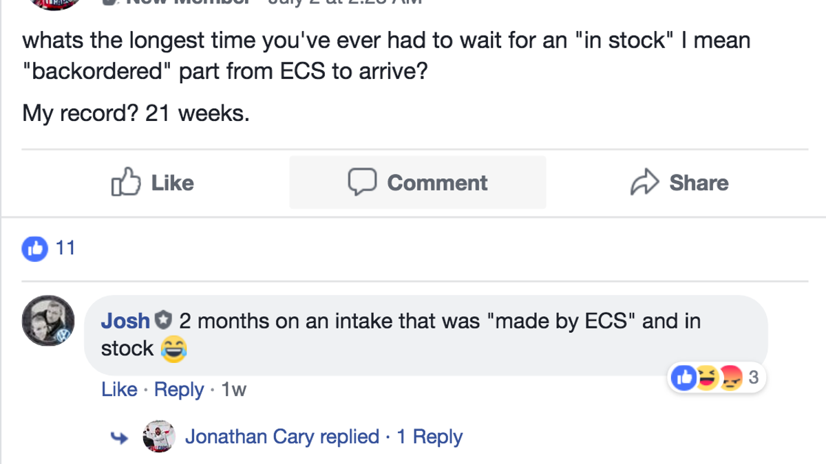 The Disaster At Ecs Tuning Has Buyers And Ex Employees Furious