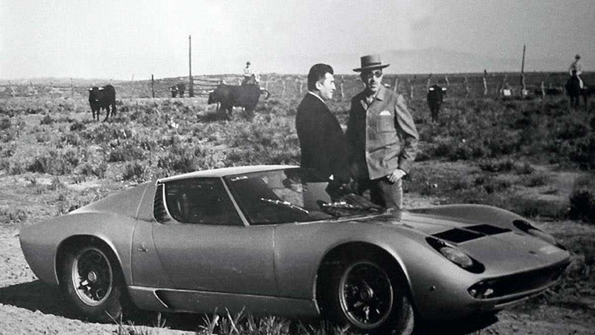 The Bulls Ferruccio Lamborghini Named The Miura After
