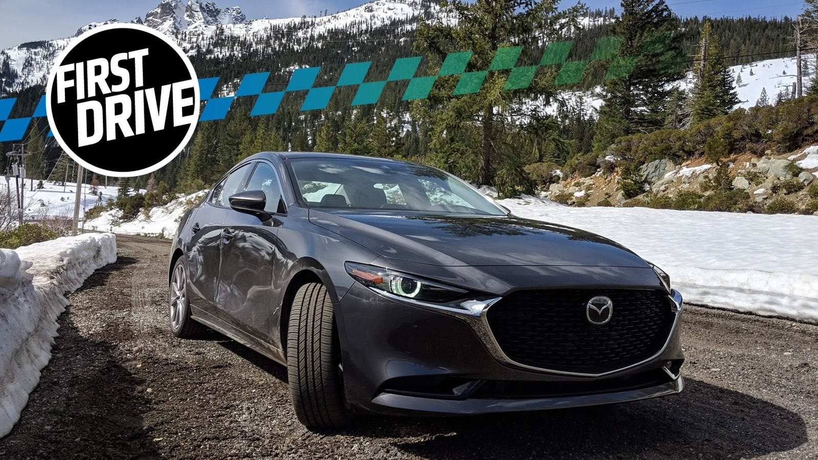 The All-Wheel Drive 2019 Mazda 3 Is the Only Mazda 3 You Should Buy