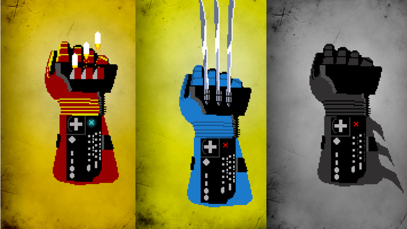 Illustration for article titled Iron Man Would Totally Wear This Power Glove
