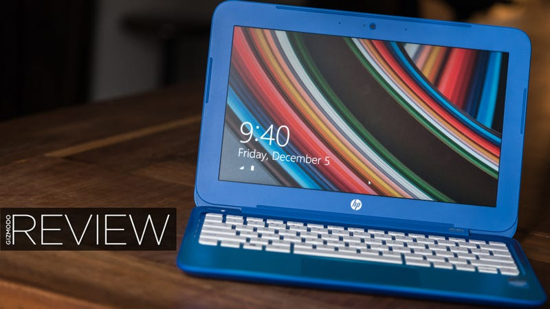 Illustration for article titled HP Stream 11 Review: $200 and Worth Every Penny