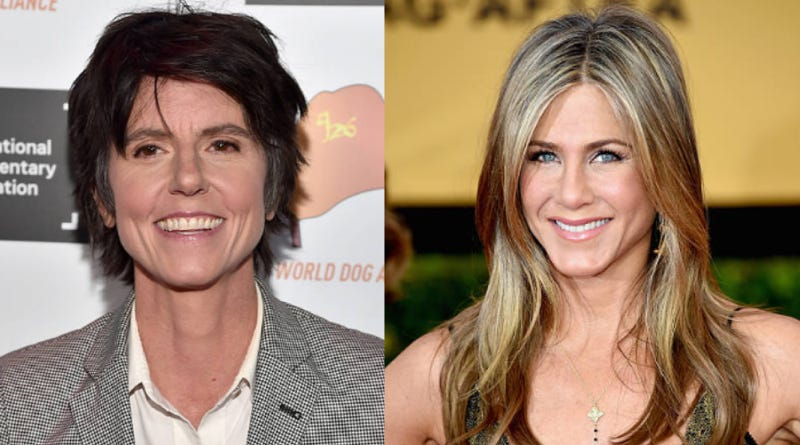 Illustration for article titled Finally, Jennifer Aniston Will Be Our President and Tig Notaro Is Her First Lady