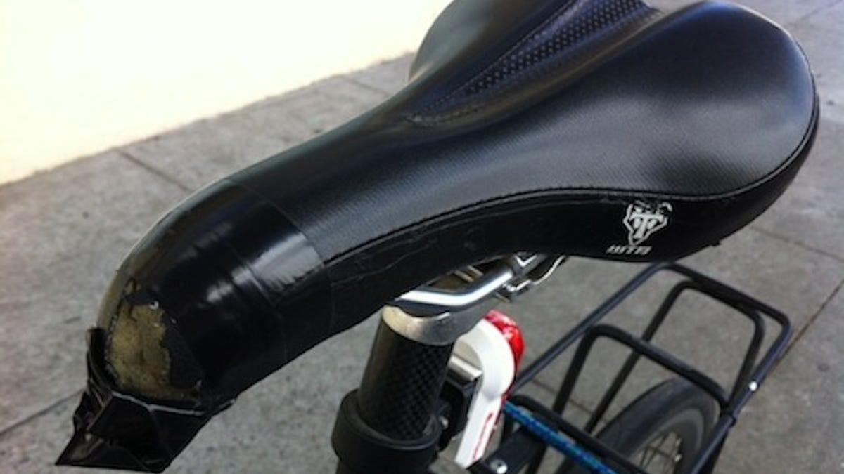 The Proper Way to Lock Your Bicycle