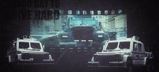 Illustration for article titled Dartz Turned A 6x6 G-Wagen Into The MRAP From Die Hard 5