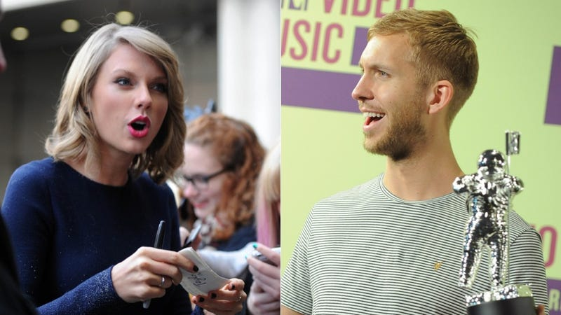 Illustration for article titled Taylor Swift and Calvin Harris: Real and Happening