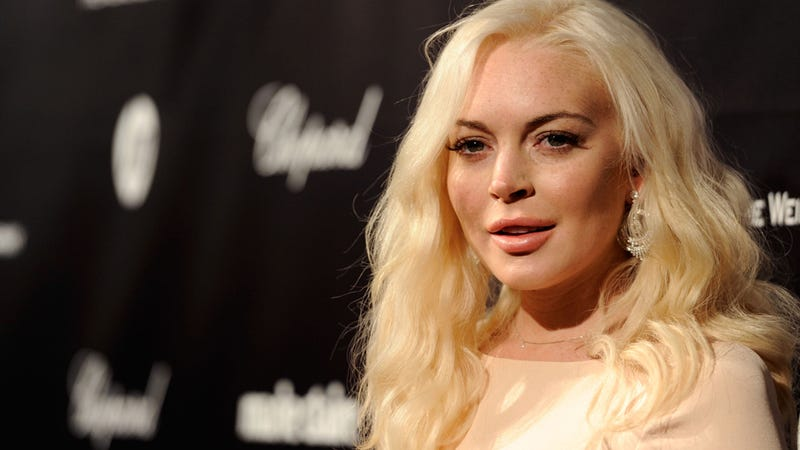 Illustration for article titled Lindsay Lohan Will Appear on SNL to Promote Lindsay Lohan