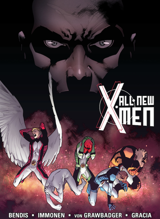 Illustration for article titled 'All New X-Men' #28 Absolutely NAILS Time Travel Mechanics