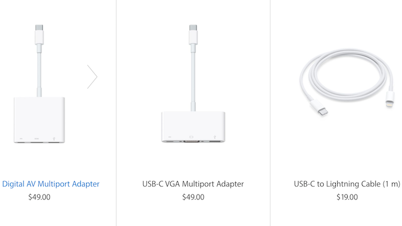 Illustration for article titled Today's the Last Day To Snag Discounted USB-C Adapters From Apple