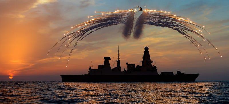 Illustration for article titled 18 buques de guerra de alta tecnología que ya dominan los océanos