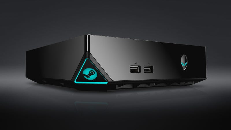 Illustration for article titled It's Not Clear Who Alienware's Steam Machine Is For