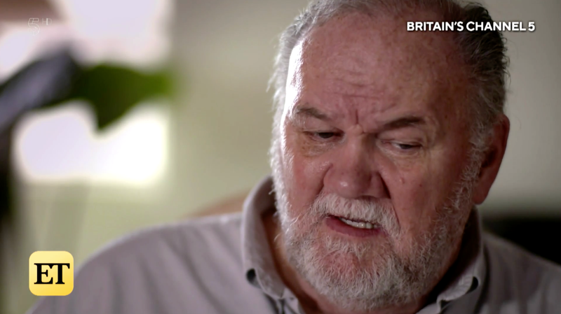 Illustration for article titled 'Meghan Owes Me': Thomas Markle Continues to Exploit His Estranged Daughter in New Documentary