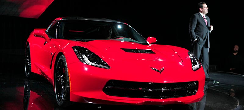 Illustration for article titled The Next-Gen Corvette Is Already In Development, GM Exec Confirms