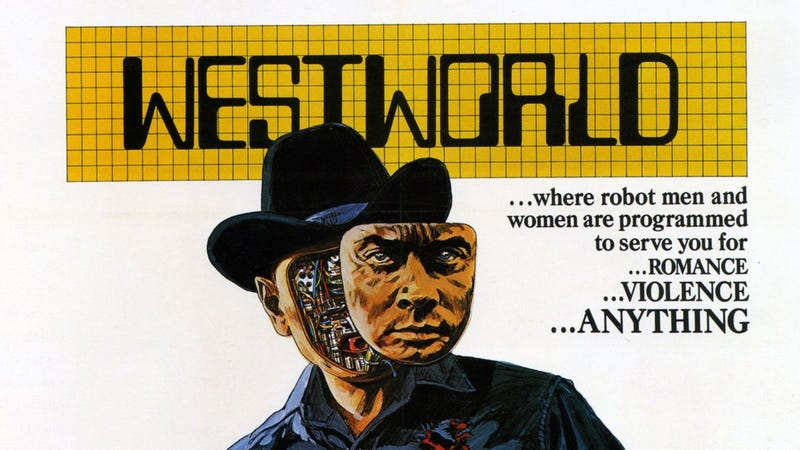 Illustration for article titled HBO Officially Announces The Westworld Series With A Very Strange Video