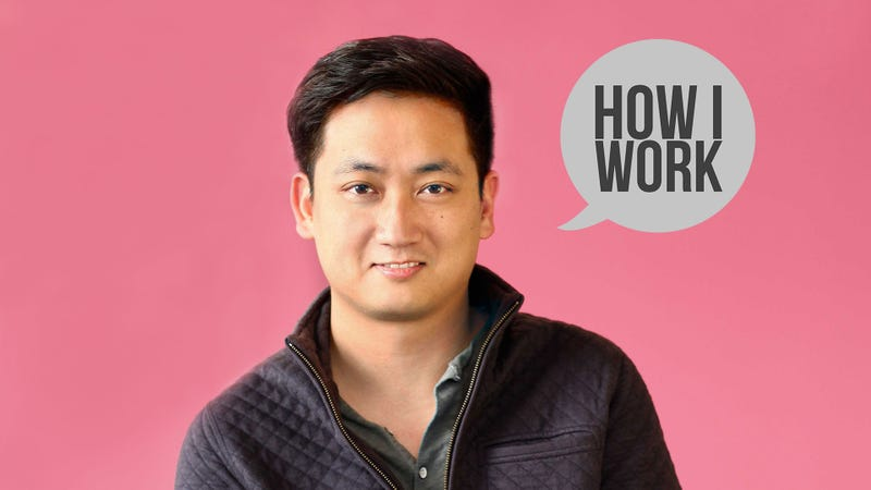 Illustration for article titled I'm NerdWallet Co-Founder Tim Chen, and This Is How I Work