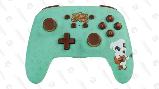Grab the K.K. Slider PowerA Controller for Just $39 and Be Prepared In Case Of Joy-Con Drift