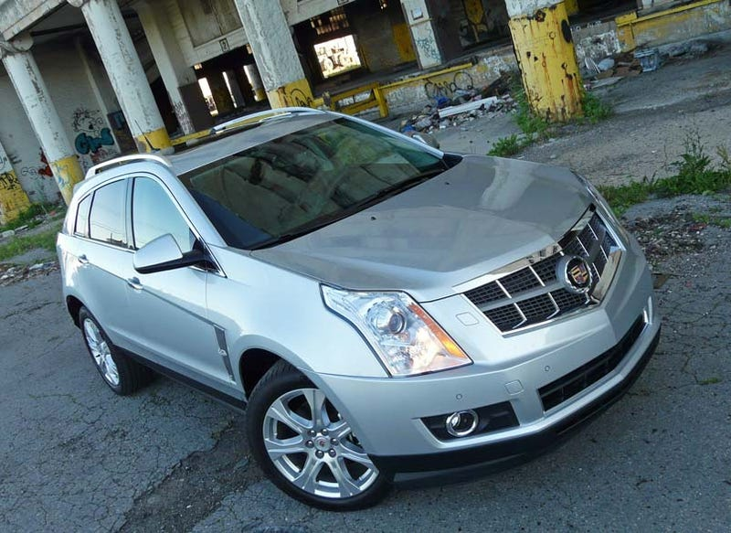 Illustration for article titled 2010 Cadillac SRX: Part Two