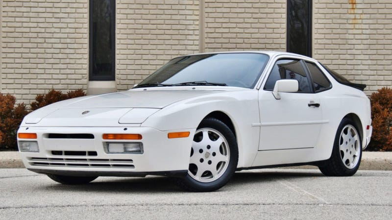 Illustration for article titled So It's Come To This: Porsche 944s Are Expensive Now Too