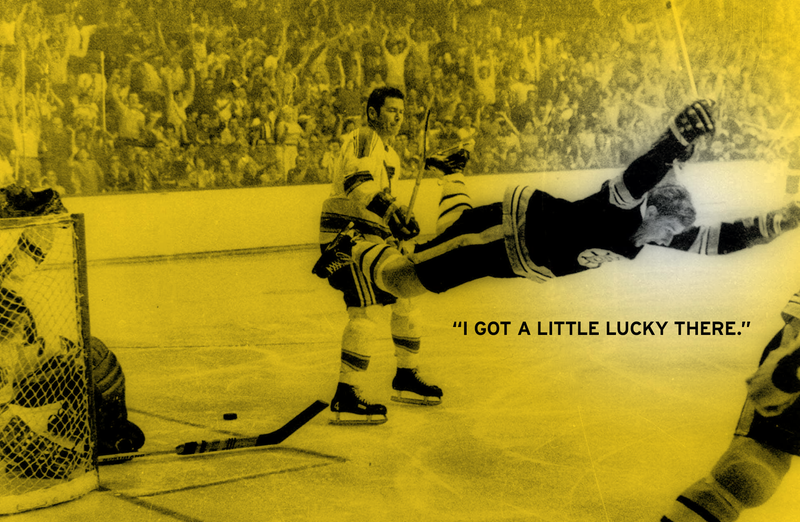 Illustration for article titled The Story Behind Hockey's Most Famous Photo
