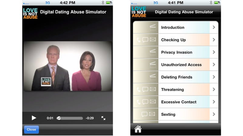 Illustration for article titled Volunteer for Online Emotional Abuse with Psychotic Boyfriend Simulation App