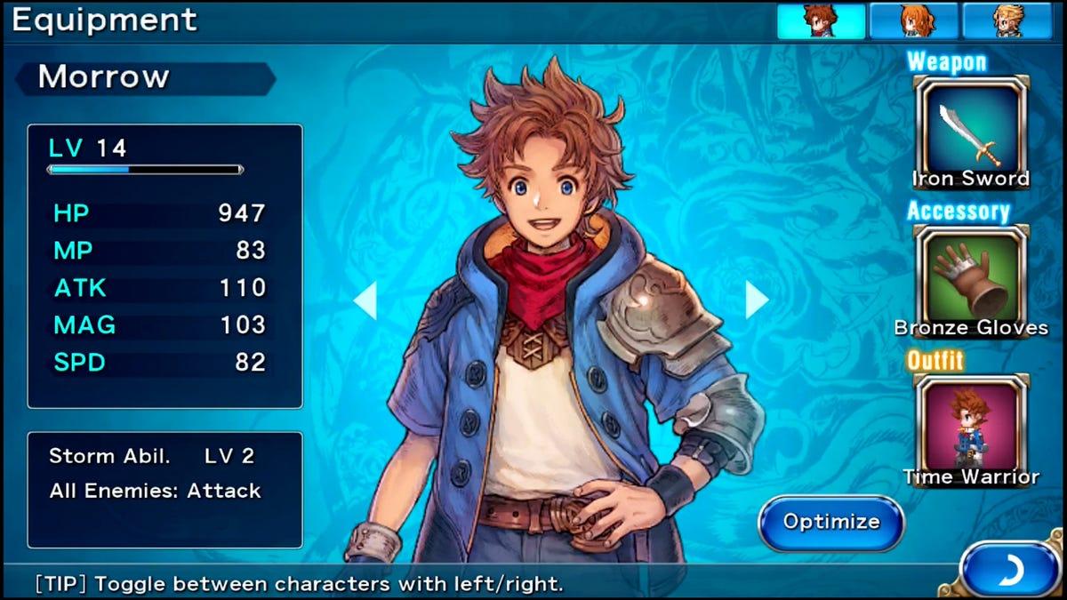 final fantasy dimensions 2 apk mod