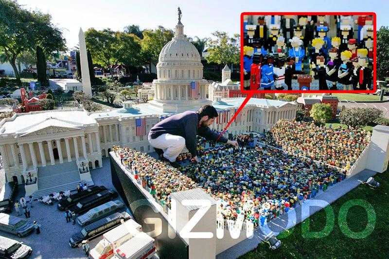 Roy's LEGO Obama | Rosstralia