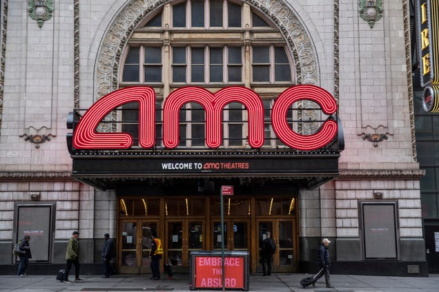 AMC Belongs to the People Now