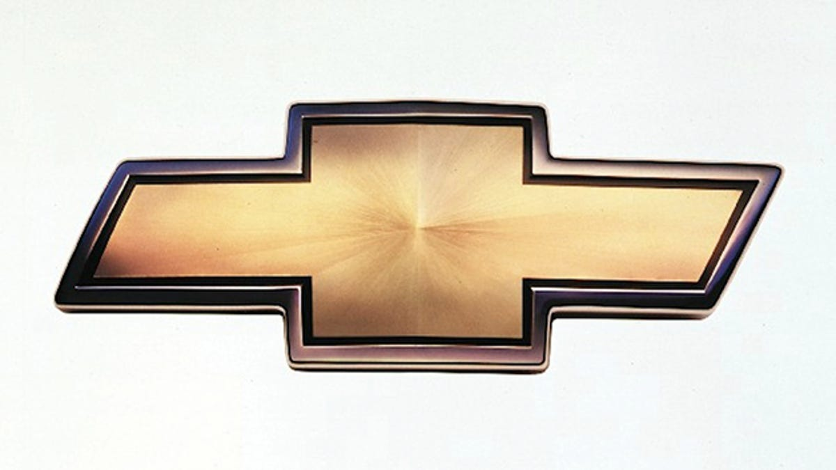 Watch chevys iconic bowtie logo evolve over 100 years biocorpaavc Images