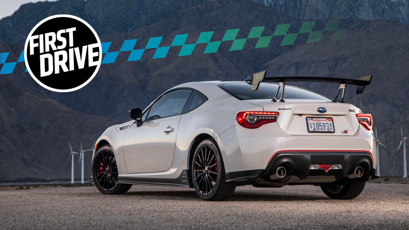 Palm Springs Subaru >> The 2018 Subaru BRZ tS Is A Better BRZ—And That's A Problem