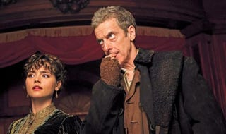 Illustration for article titled Doctor Who's Deep Breath: Pros and Cons