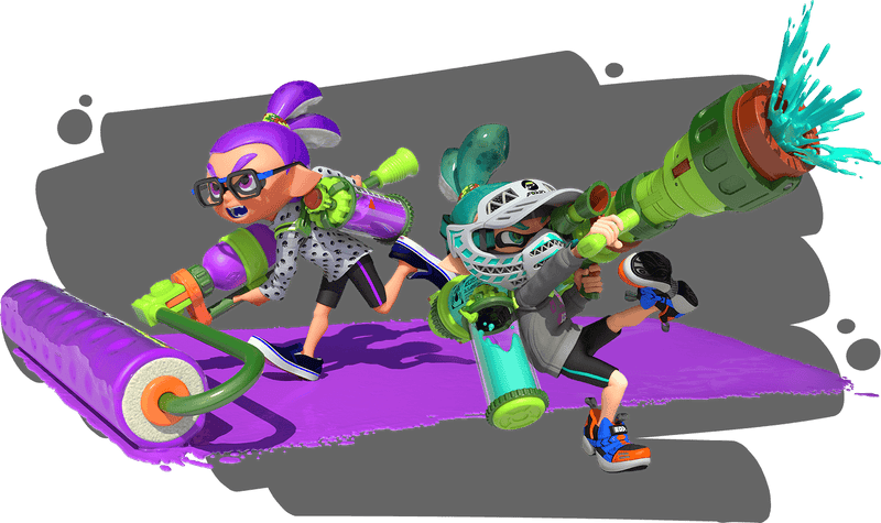 Illustration for article titled People Love (And Hate) Splatoon's Best Weapon