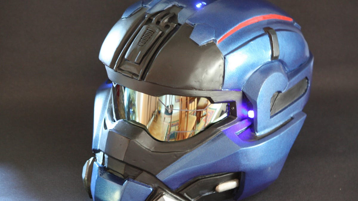 This Halo Helmet Looks Good Enough for the Movie They'll Never Make