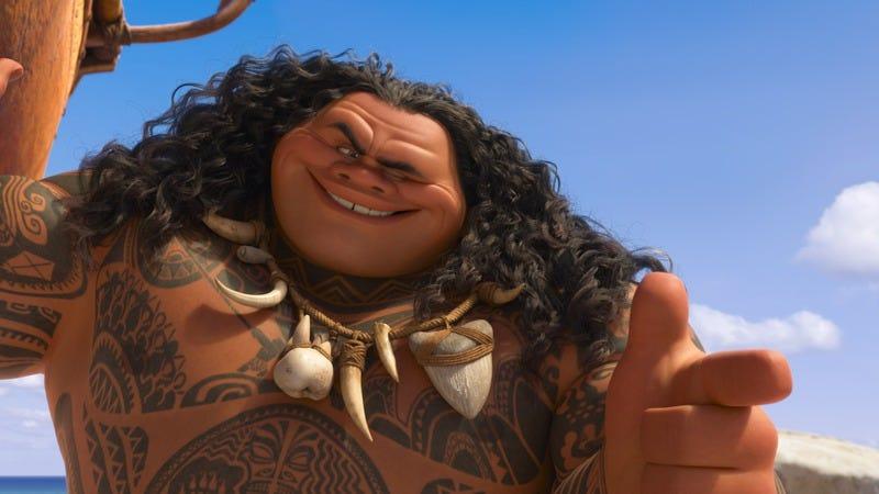 Moana (Image: Disney)