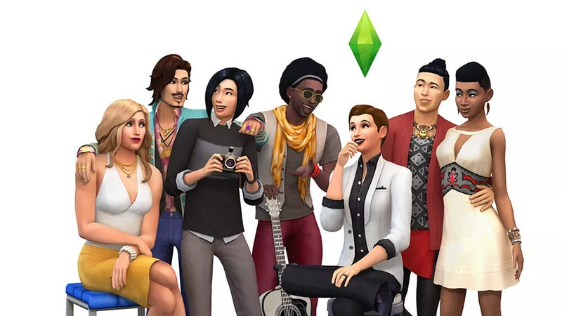 Illustration for article titled EA Removing Gender Boundaries From The Sims 4