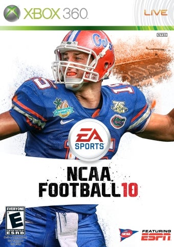 Illustration for article titled Report: Tebow Likely for Cover of NCAA 11