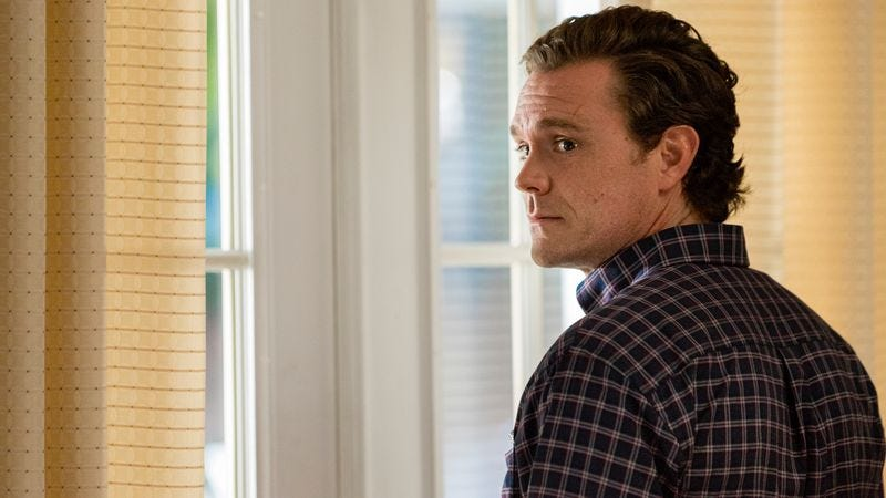 Illustration for article titled Rectify gets a few things off its chest in a stunning episode