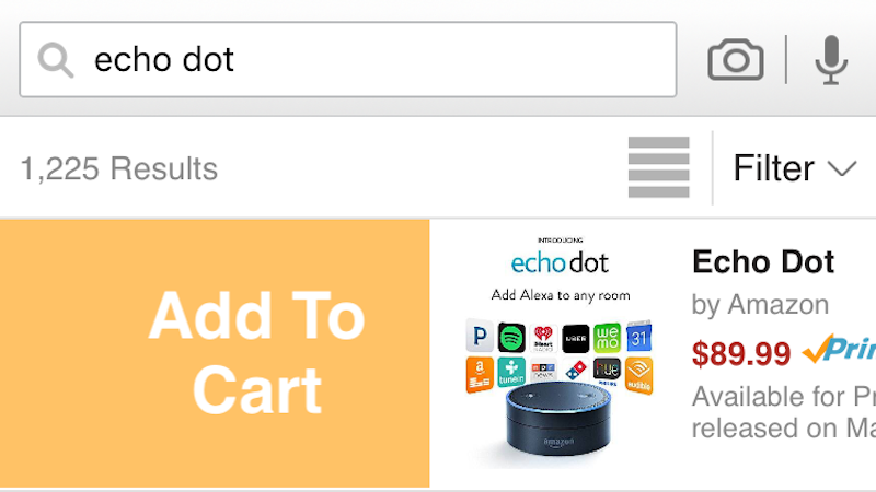 Illustration for article titled How to Pre-Order the Echo Dot Without Going Through an Amazon Echo