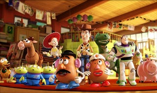 Illustration for article titled Toy Story 3 Movie Review: Childhood's End