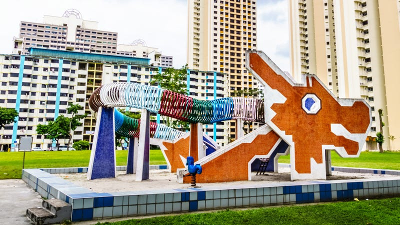 What's the Best Playground in Your City?