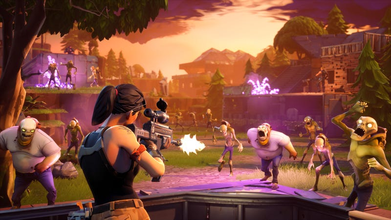 Illustration for article titled Fortnite Enters Early Access, Six Years After Getting Announced