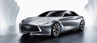 Illustration for article titled Attention Infiniti: Please Stop With All The Concept Cars