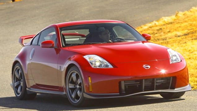 Nismo Factory Tuner Nissan 350z Coming To The New York Show
