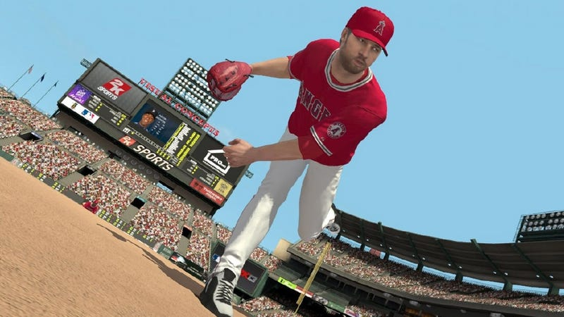 Illustration for article titled Real-Life Pitching Skill Helps College Kid Win $250,000 from MLB 2K13