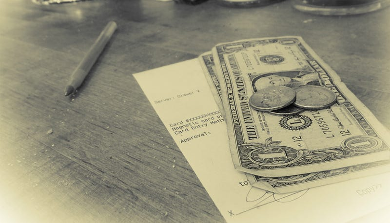Illustration for article titled Which States Tip the Best -- and Which Don't Tip At All
