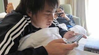 Illustration for article titled Did PSP Gaming Result In Japan's Big Soccer Wins?