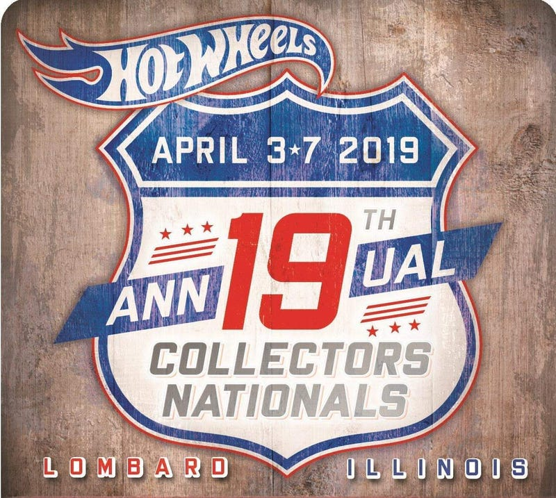 Illustration for article titled Hot Wheels Collectors Nationals April 2019 - Illinois